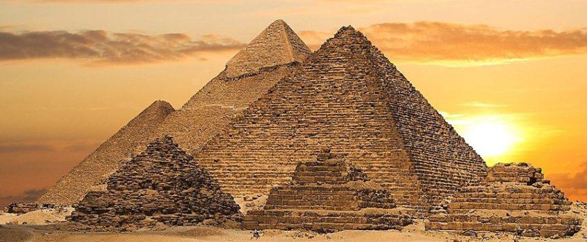 piramitlerin sırrı
