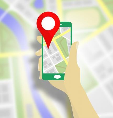 Google Maps park kartı