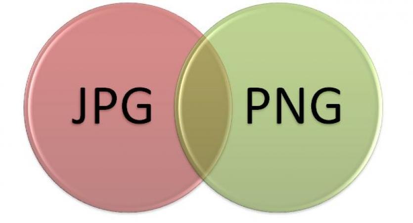 jpg vs png formatı