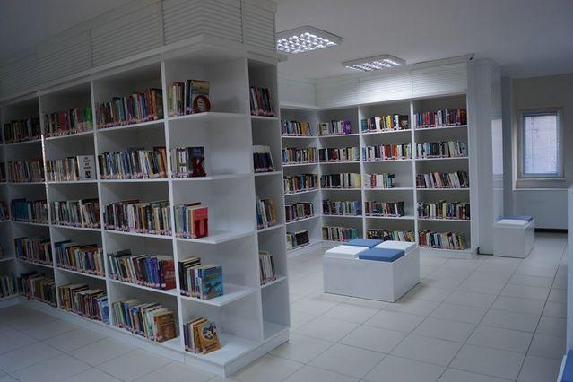 antalya kütüphaneleri