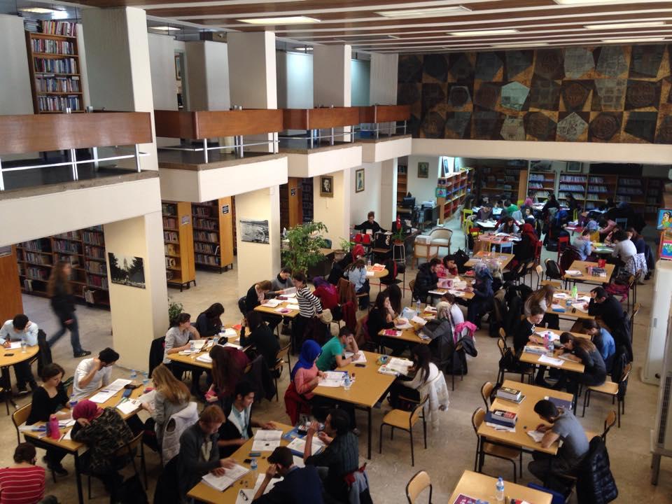 Bursa Halk Kütüphaneleri