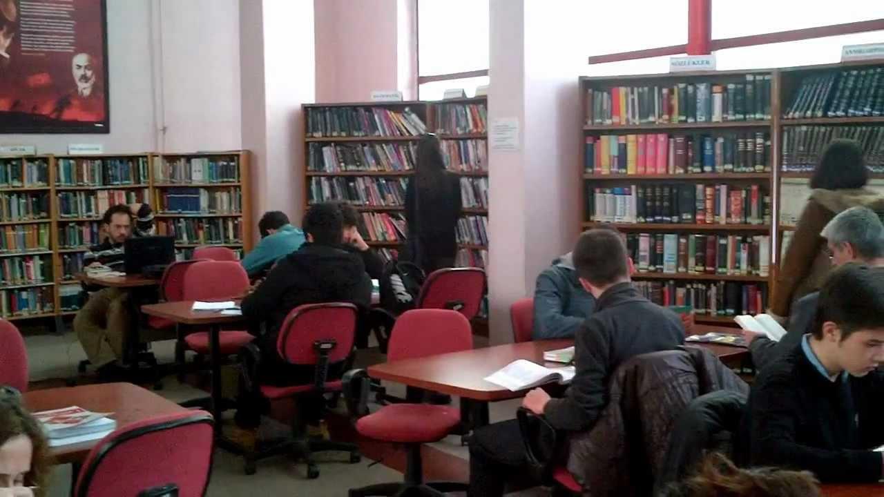 Eskişehir Halk Kütüphaneleri