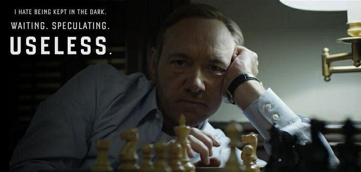 House of Cards 2. Sezon Altyazı