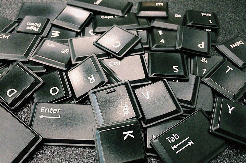 Klavye kısayolları