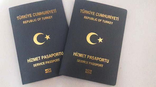 Resmi Pasaport Geçerlilik Süreleri