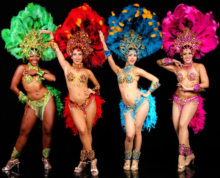 samba dansı