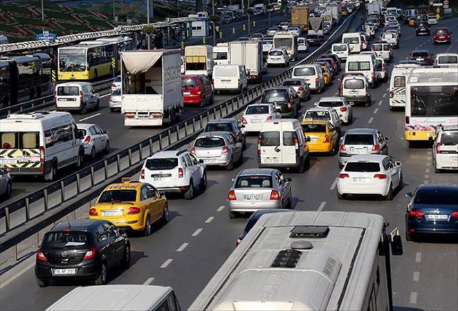 trafik cezası 2018